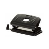 Perforator metalic, 12 coli, Office Products - negru
