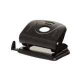 Perforator metalic, 25 coli, Office Products - negru