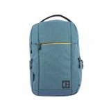 Rucsac CATERPILLAR Code - Quest Adventure, material 420D hexagonal - bleumarin