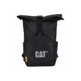 Rucsac CATERPILLAR Tarp Power NG - Arches 2.0, material impermeabil, compartiment laptop - negru