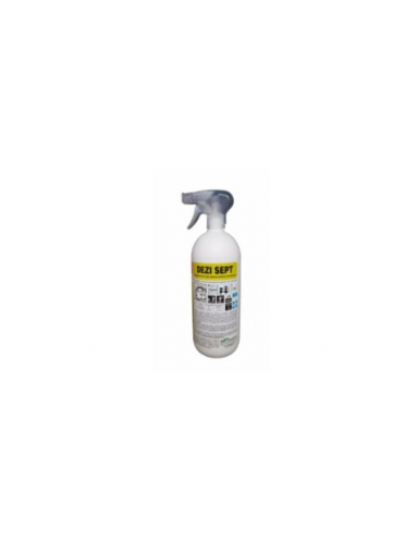 Dezinfectant Aviz Min. Sanatatii pentru suprafete pulverizator 1L