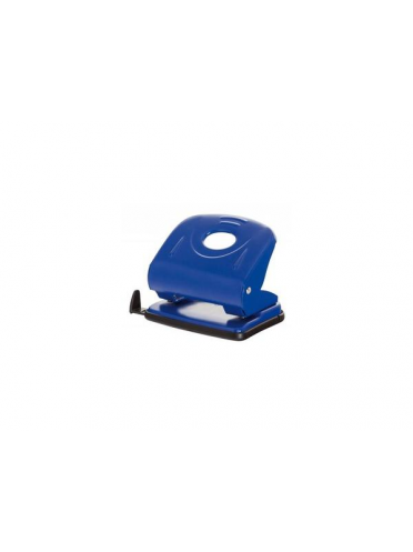 Perforator metalic, 30 coli, Office Products - albastru